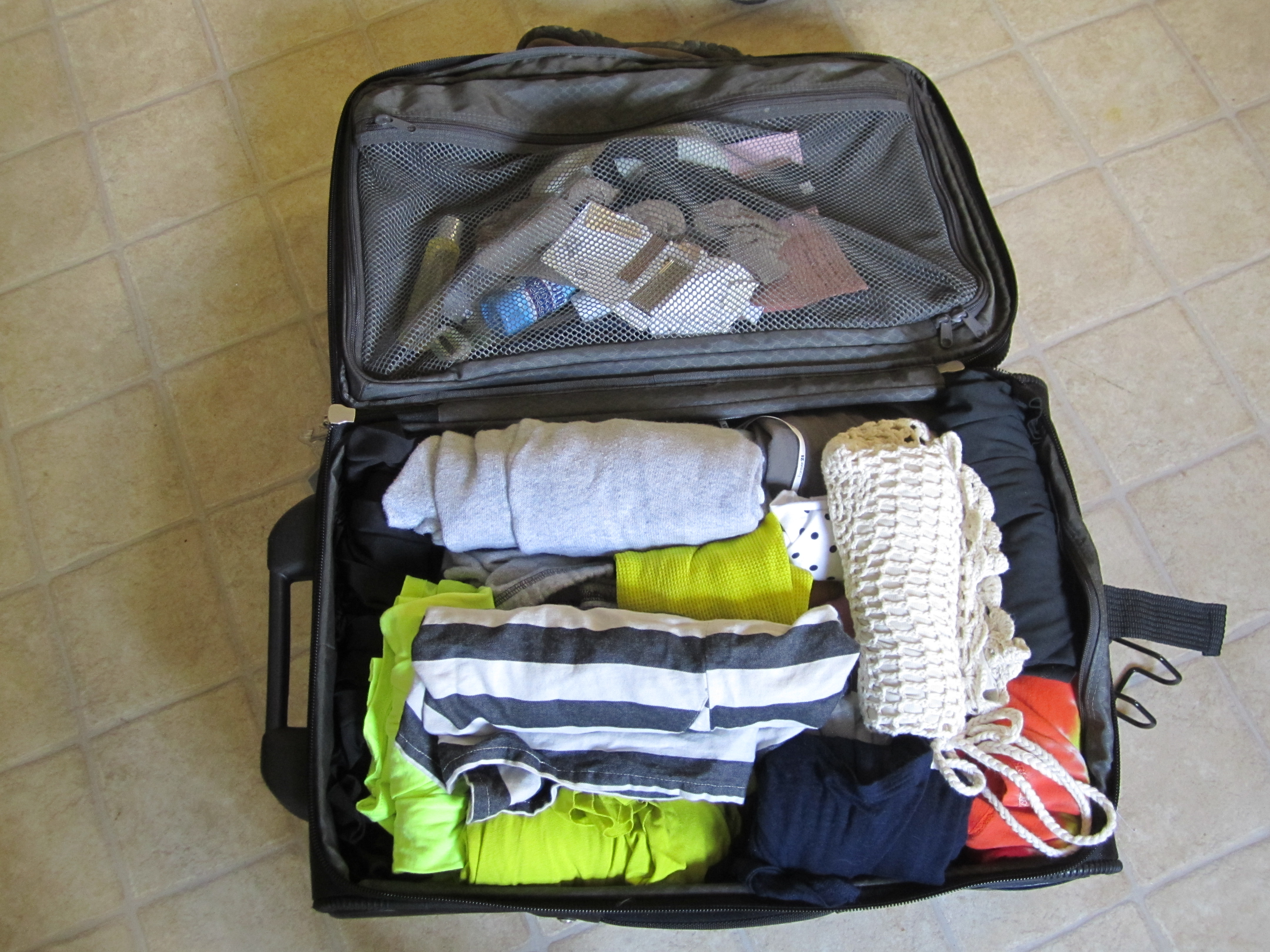 a humble snapshot of my packed rollerboard, which comes with me all around  the world